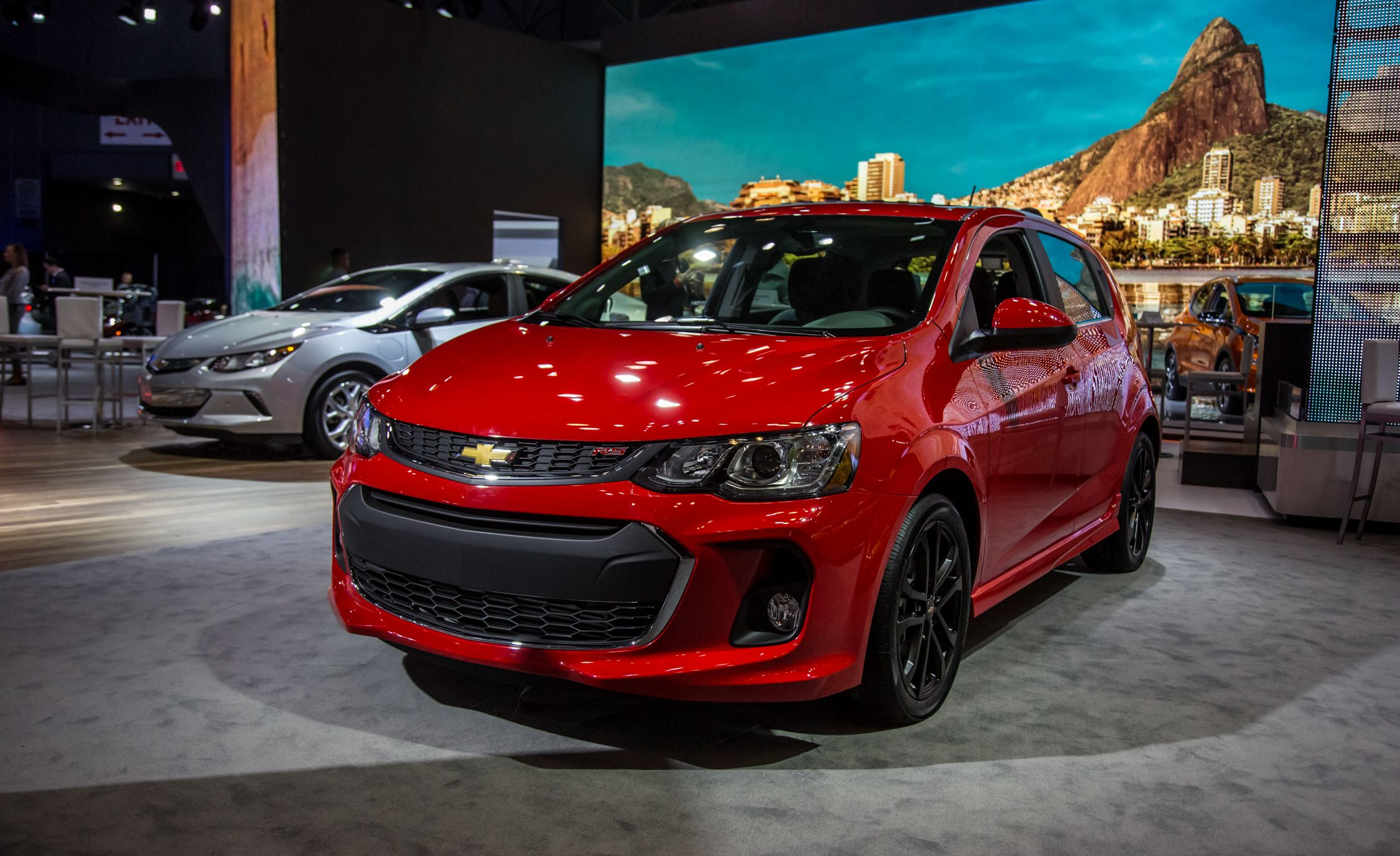 2018 Chevrolet Sonic Price >> 2019 Chevrolet Sonic Reviews Chevrolet Sonic Price Photos And