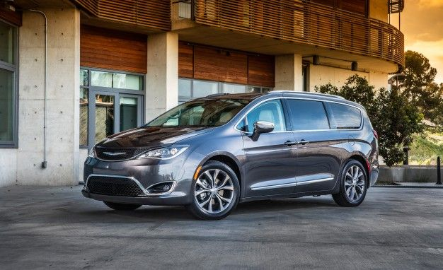 Mom.me Mobile: Google Working with Chrysler on Autonomous Pacifica [Updated]