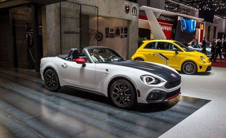 "2017 Fiat 124 Spider Abarth: Setting the Dial to ""Veloce"" – Official Photos and Info"