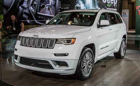 There Be Leather upon That Summit! Jeep Updates Grand Cherokee Summit for 2017