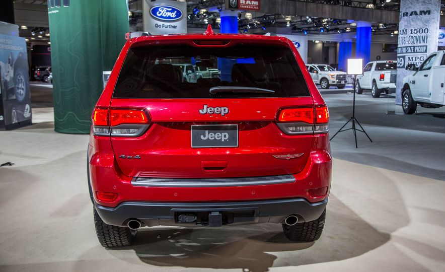 2017 Jeep Grand Cherokee  Photo Gallery  Car and Driver