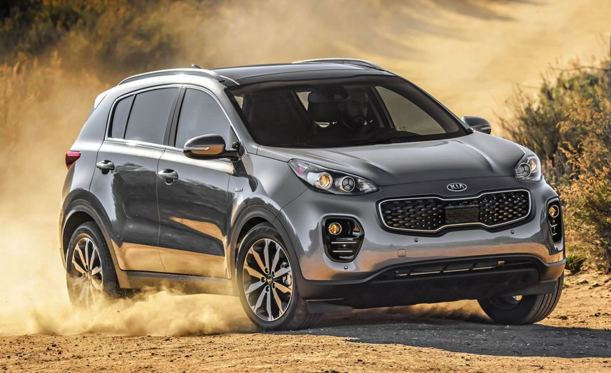 2017 Kia Sportage SX Turbo - Slide 18