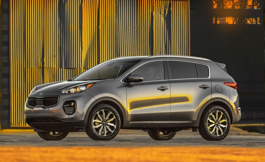 2017 Kia Sportage SX Turbo - Slide 26