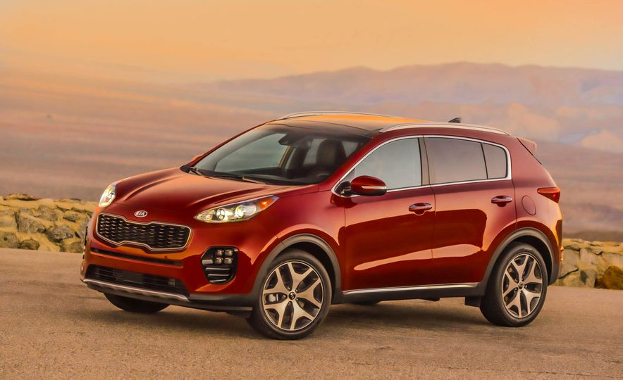 2017 Kia Sportage SX Turbo - Slide 6