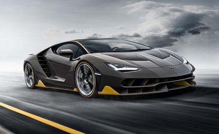2017 Lamborghini Centenario Dissected: Powertrain, Design, and More – Feature