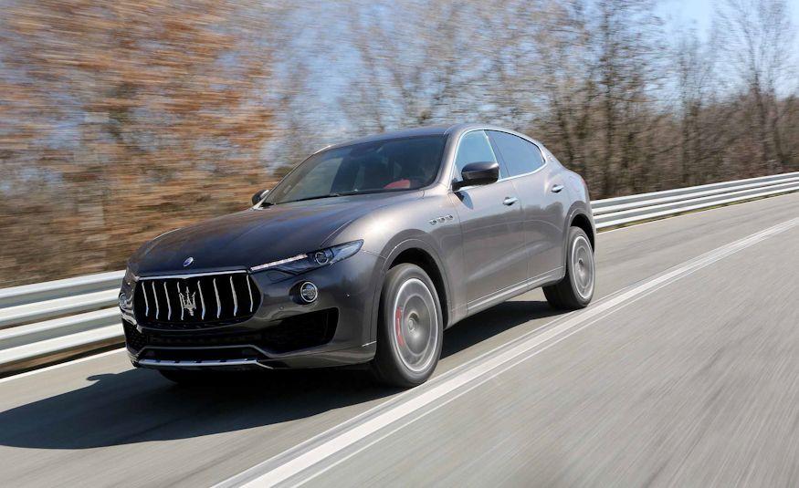 2017 Maserati Levante - Slide 7