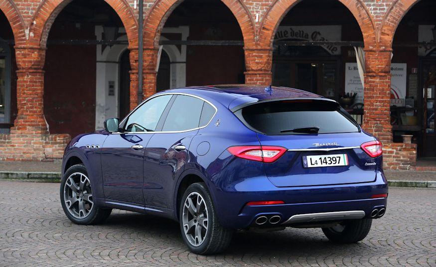 2017 Maserati Levante - Slide 40