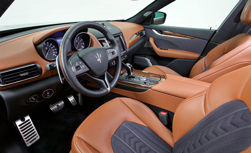 2017 Maserati Levante - Slide 43