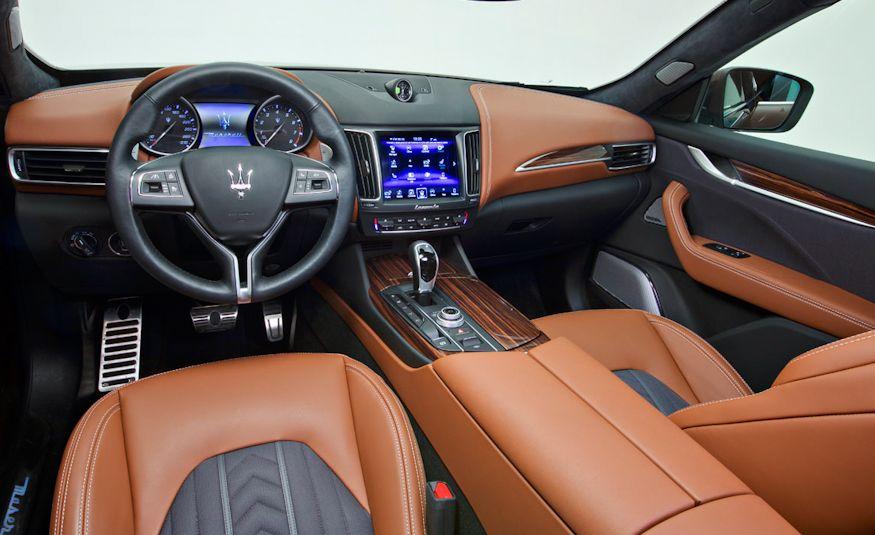 2017 Maserati Levante - Slide 44