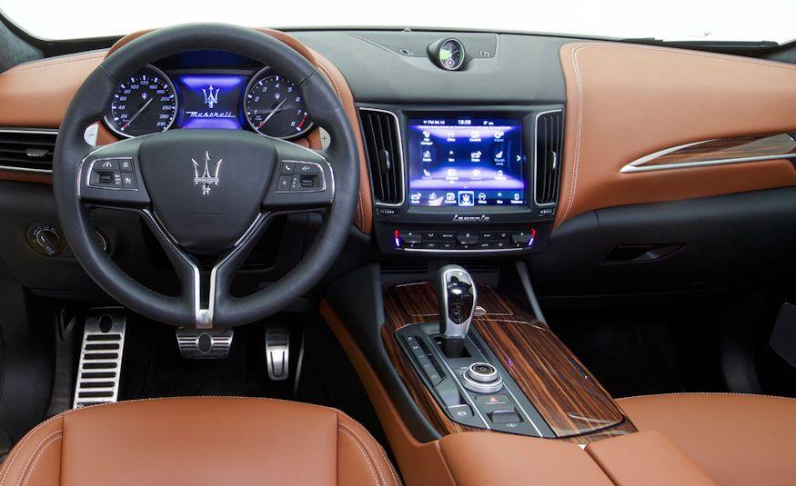 2017 Maserati Levante - Slide 45