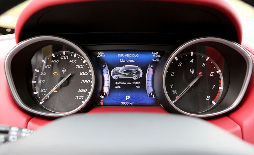 2017 Maserati Levante - Slide 55