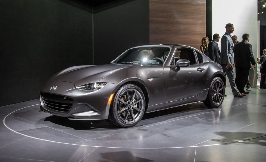2017 Mazda MX-5 Miata RF - Slide 1