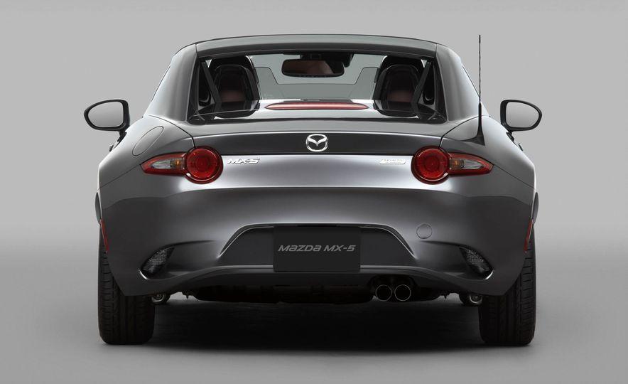 2017 Mazda MX-5 Miata RF - Slide 10