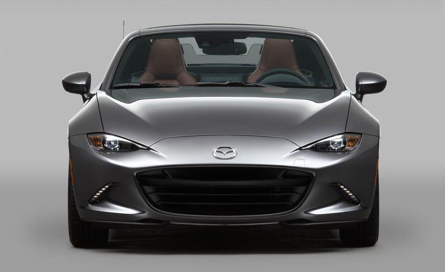 2017 Mazda MX-5 Miata RF - Slide 9