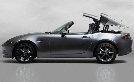 So Special: Mazda Announces MX-5 Miata RF Launch Edition