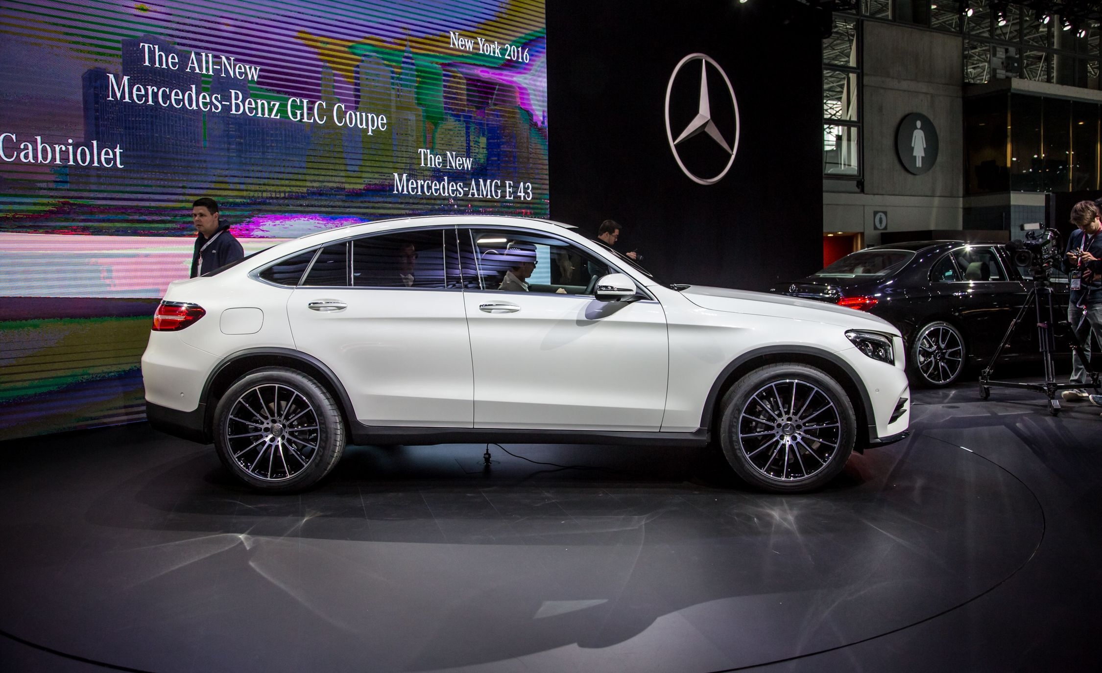2017 mercedes benz glc coupe pictures photo gallery car and driver