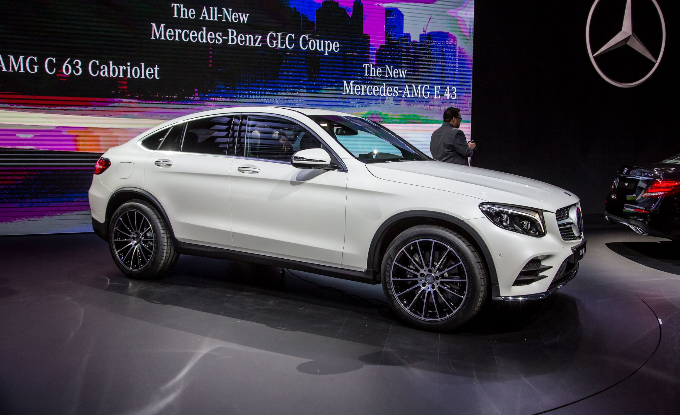 2017 mb glc best new cars for 2018 for Mercedes benz glc300 coupe