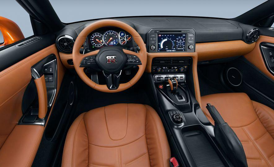 2017 Nissan GT-R - Slide 45