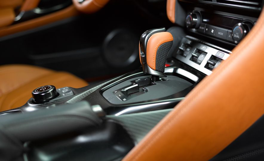 2017 Nissan GT-R - Slide 49