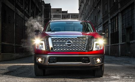 2017 Nissan Titan XD Gas V-8 Priced From $36,485