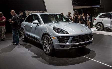Four-Cylinder Porsche Macan Coming to U.S. After All