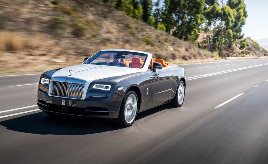 2016 Rolls-Royce Dawn - Slide 2