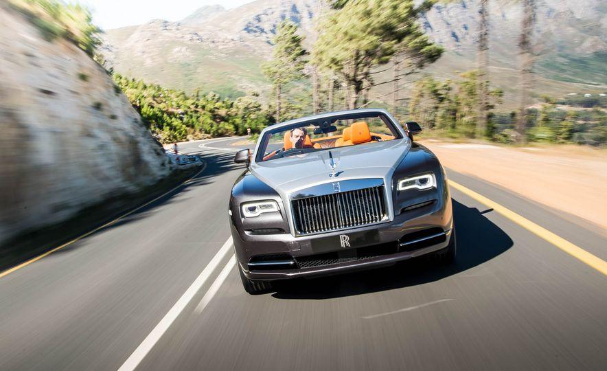 2016 Rolls-Royce Dawn - Slide 3