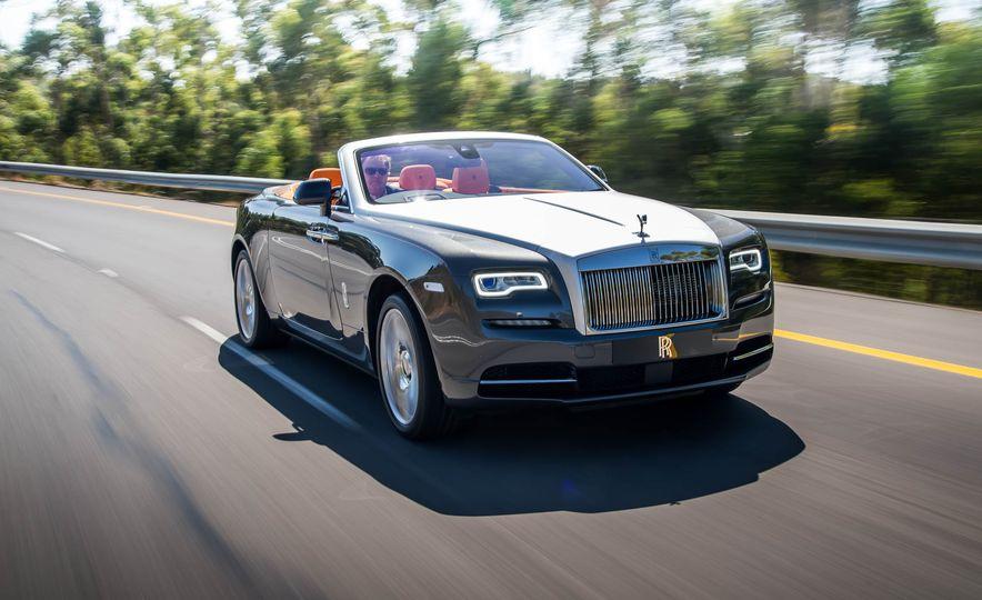 2016 Rolls-Royce Dawn - Slide 4