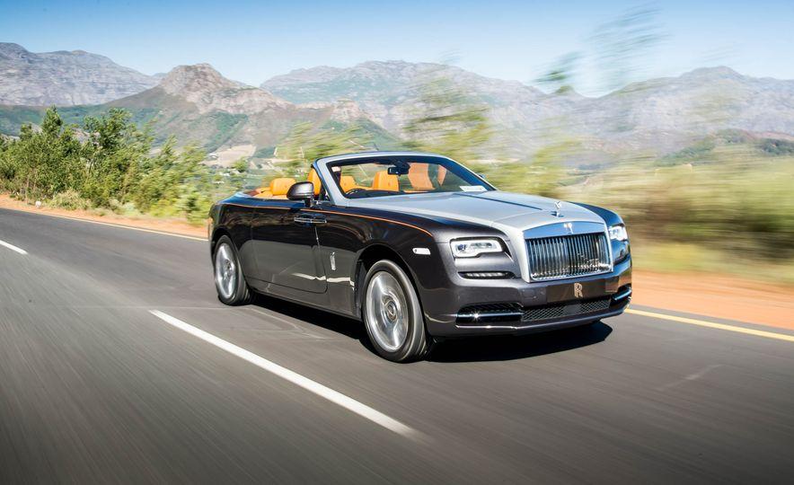 2016 Rolls-Royce Dawn - Slide 5