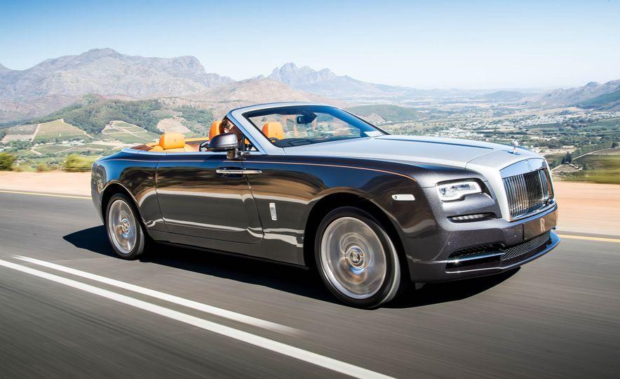 2016 Rolls-Royce Dawn - Slide 6