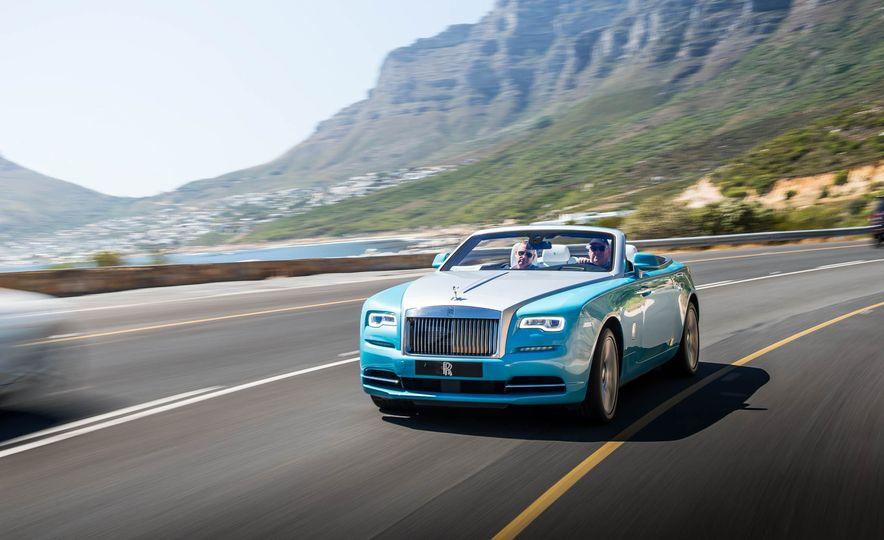 2016 Rolls-Royce Dawn - Slide 10