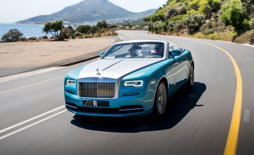 2016 Rolls-Royce Dawn - Slide 11