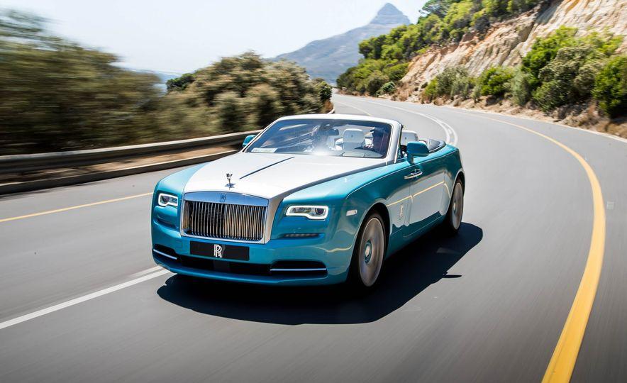 2016 Rolls-Royce Dawn - Slide 12
