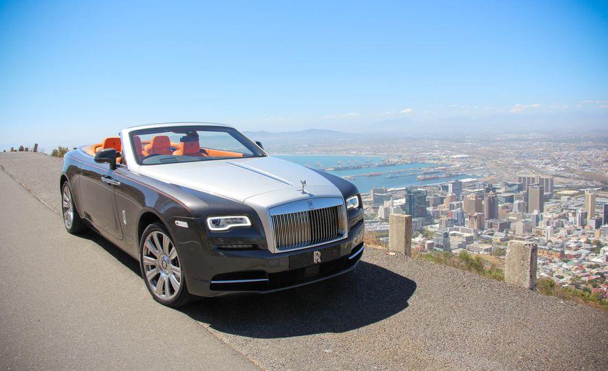 2016 Rolls-Royce Dawn - Slide 16