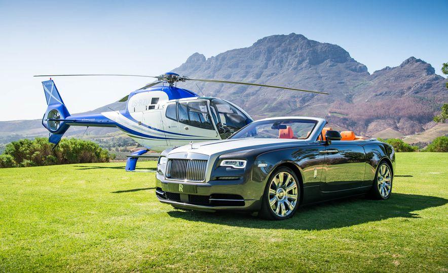 2016 Rolls-Royce Dawn - Slide 18