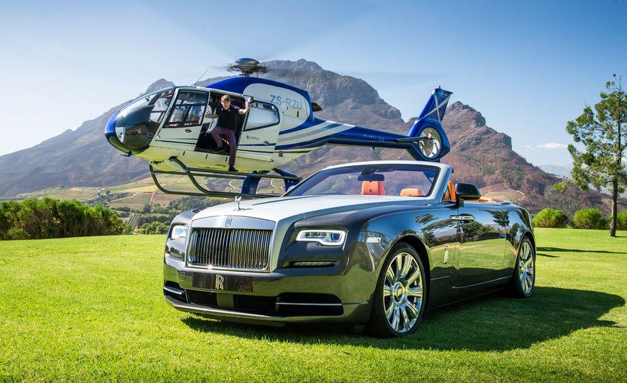 2016 Rolls-Royce Dawn - Slide 19