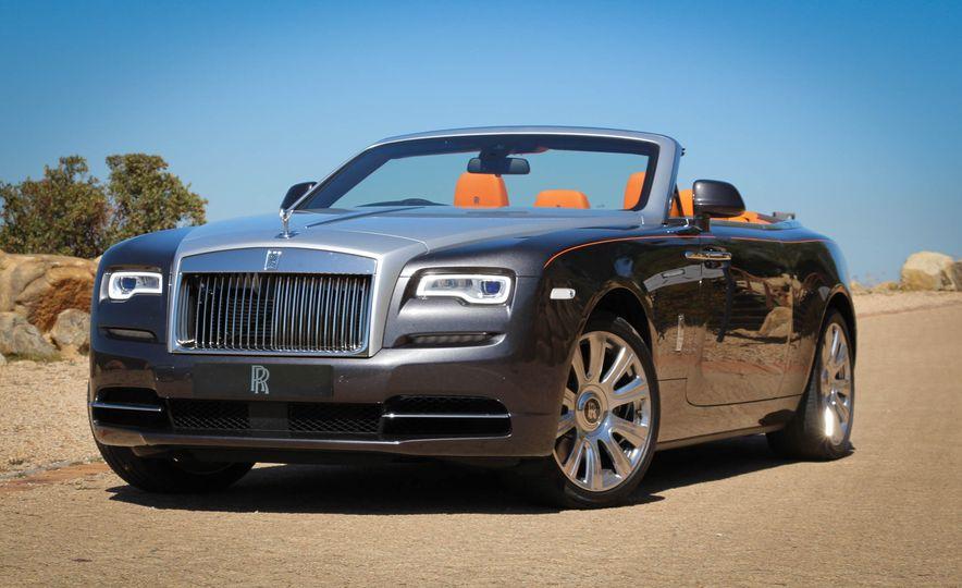 2016 Rolls-Royce Dawn - Slide 21