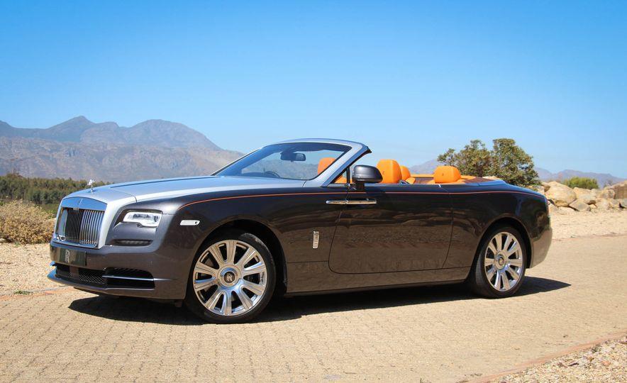 2016 Rolls-Royce Dawn - Slide 23