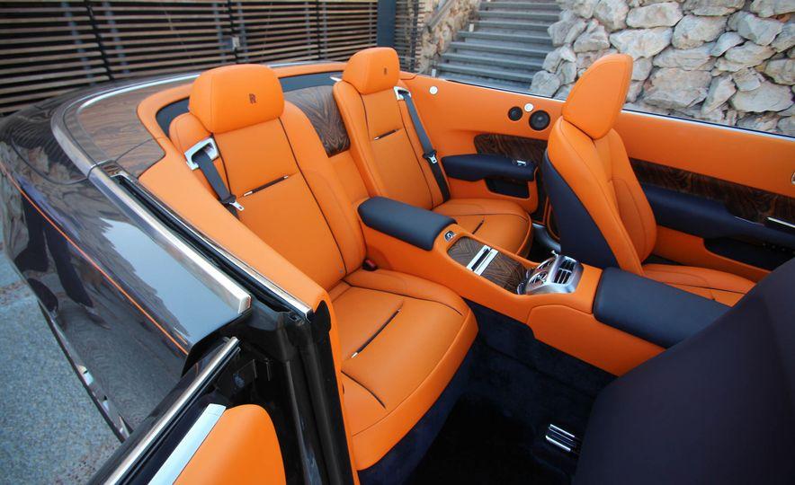 2016 Rolls-Royce Dawn - Slide 51