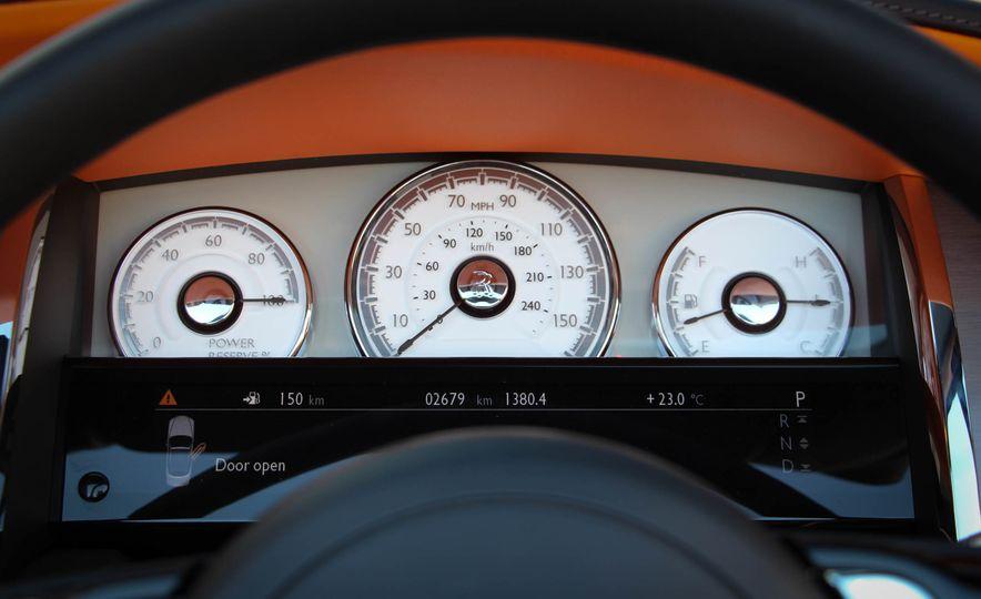 2016 Rolls-Royce Dawn - Slide 53