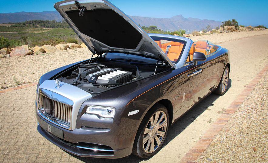2016 Rolls-Royce Dawn - Slide 59