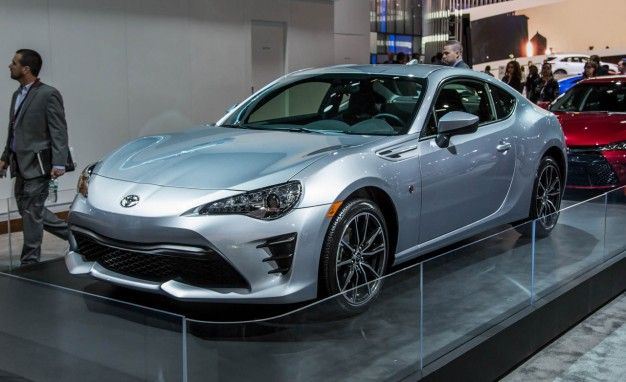 Reality 86'd: Scion FR-S Transitioning Into a Toyota for 2017