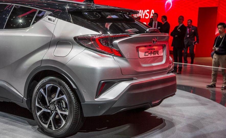 2017 Toyota C-HR - Slide 15