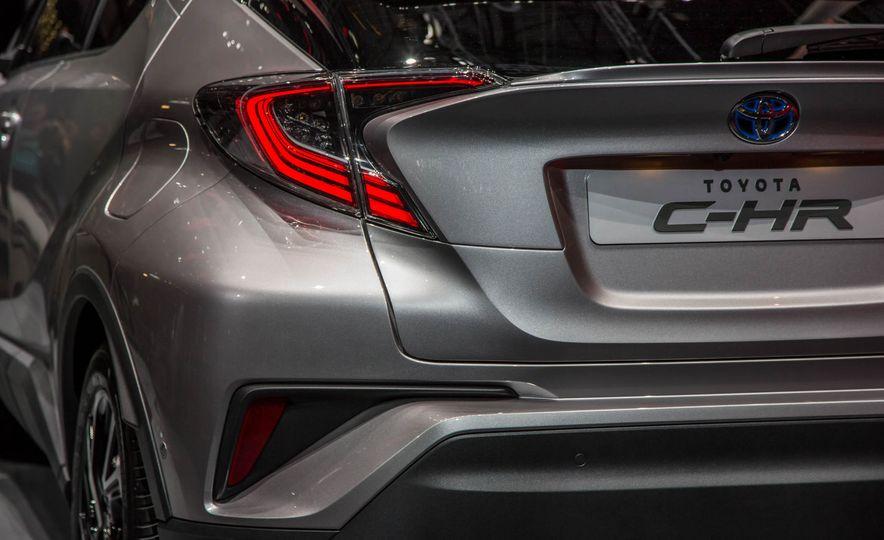 2017 Toyota C-HR - Slide 16