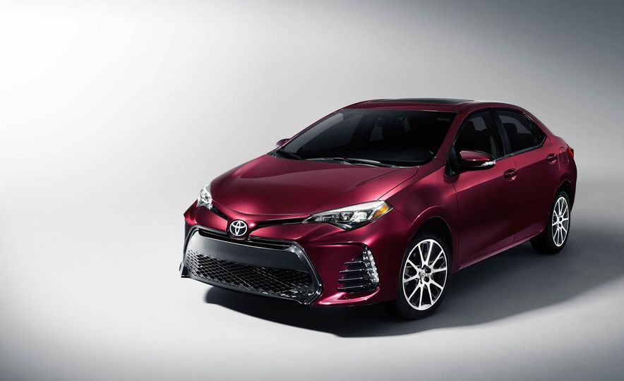 2017 Toyota Corolla 50th Anniversary Edition - Slide 1