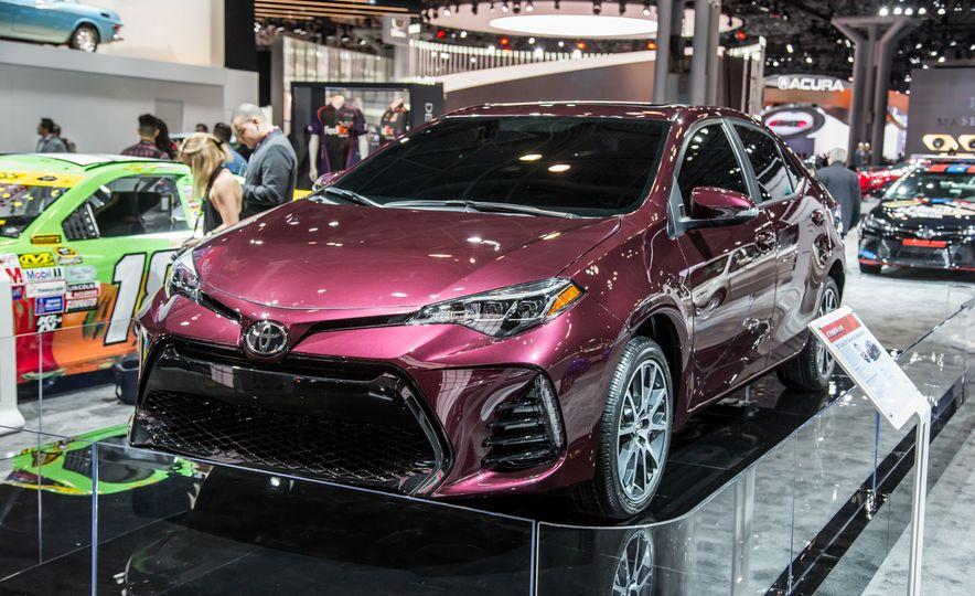 2017 Toyota Corolla 50th Anniversary Edition - Slide 1