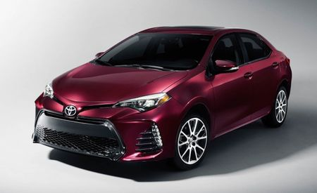 "2017 Toyota Corolla 50th Anniversary Special Edition: A Mass-Market ""Limited"" Model"