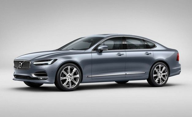 Volvo S90 Priced from $47,945—Unless You Order It Online
