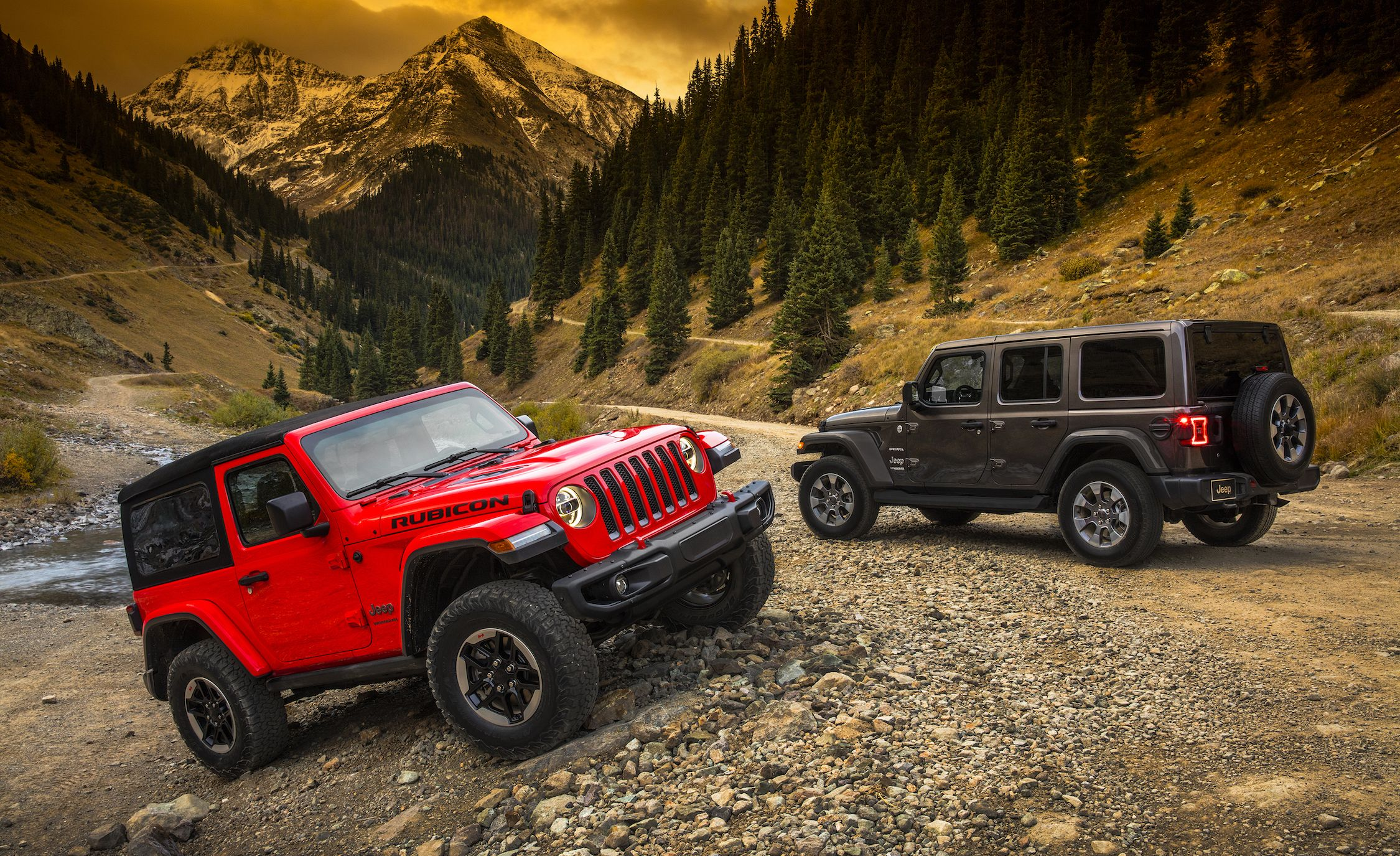 The Complete Visual History Of Jeep Wrangler From 1986 To Present Front Suspension Diagram