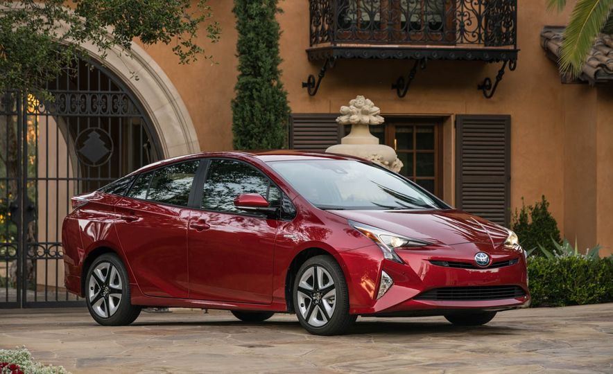 Prius History: From precedents to Prime - Slide 17